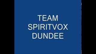 TEAM SPIRITVOX DUNDEE MEET THE TEAM