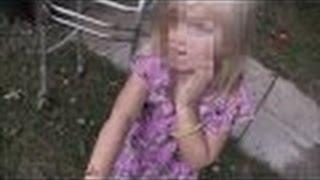 Alien Hybrid Creature Attacks Small girl Caught on Camera | Real Alien Footage | NEW