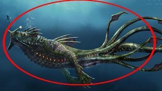 5 Monstruos Marinos Captado en Video y Visto en la Vida Real