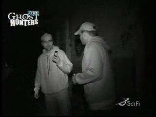 Ghost Hunters Halloween Live 2007 Part 19