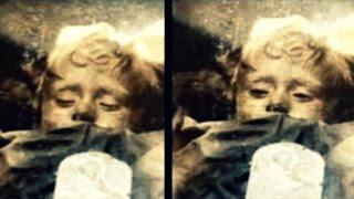 300 Year Old Corpse OPENS HER EYES! | Little Girl's Corpse BLINKING! | Creepy Video!