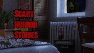 3 Scary TRUE Horror Stories