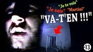 LE CHÂTEAU AUX ESPRITS (Chasseur de Fantômes) [Exploration Nocturne] Phénomène Paranormal Hanté