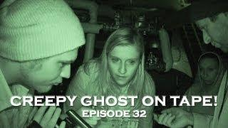 Real Paranormal Videos! Creepy Ghost Activity Caught on Tape! (DE Ep. 32)