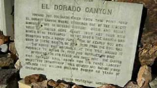 Eldorado Canyon A Brief History....