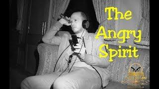 Jonathan Talks to the Angry Spirit