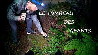 CHASSEUR DE FANTÔMES CH'TI BROCELIANDE *épisode 02 * (LE TOMBEAU DES GEANTS )
