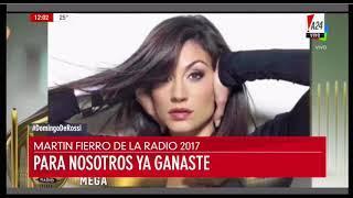 Apertura TODO EN UNO A24 Aire 12-11-2017 Post Martin Fierro Radio