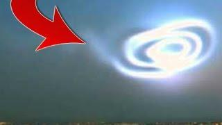 Alien Spaceship Opens Wormhole Live On Cam | REAL or FAKE | Scary U.F.O. Alien Sighting