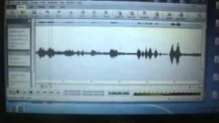 EVP CAUGHT ON TAPE AT MOST HAUNTED CASTLE!  OMG REAL GHOST BOX MESSAGES