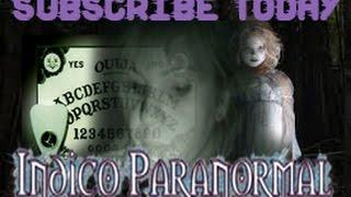 SCARY STUFF! Official Indico Paranormal YouTube Trailer October 2014