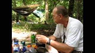 Over Night Canoe Trip With Crash Bushcraft On The South River Part 3