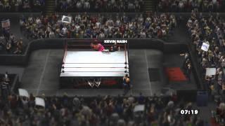 WCW Championship Match