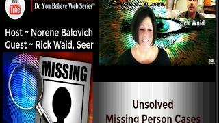Mysterious Unsolved Unexplained Disappearances | Missing Person Cases 2017