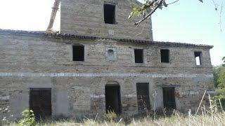 CASO 46-ITALIANGHOSTS NEL CASOLARE ABBANDONATO 02-09-2016