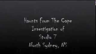 Haunts From The Cape Paranormal Investigations. Are there Ghosts in North Sydney?