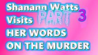 ⚠Part 3⚠ Spirit of Shanann Watts Speaks - says Nichol Kessinger Helped Move the body