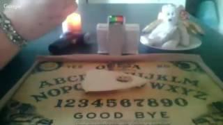 LIVE OUIJA SESSION 5 LETS HOPE ZOZO ISN'T SO HORNY WITH PETER TONIGHT LOL ......