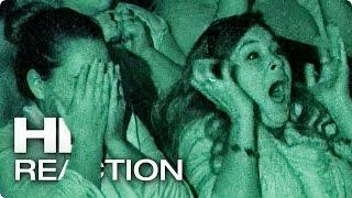 PARANORMAL ACTIVITY 5 Reaction (2015)
