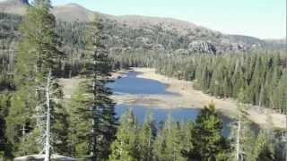"Mount Raymond -  Part 34 ""Vista Of Lake Tamarack and Raymond Peak"""
