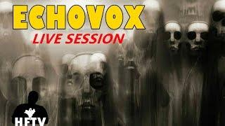 ECHOVOX LIVE Ghost Box Session AMAZING EVIDENCE!