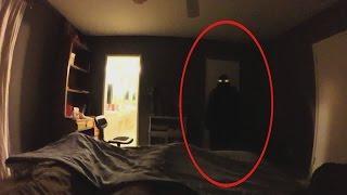 5 Apariciones de la Gente Sombra Captado en Video y Visto en la Vida Real