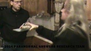 Paranormal Answers Research Team, Watseka, Illinois, 3/8/2014