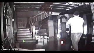 Ghosthunters claim to have caught evidence on camera of a ghostly child in one of Britain's..