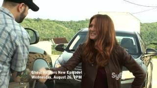 Ghost Hunters Premieres In 7 Days on Syfy