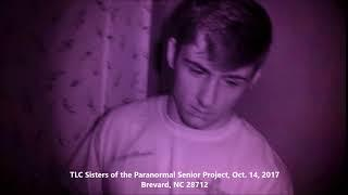 Investigator along with mentored guest investigator TJ asks spirit a question. Please listen.