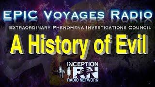 Pt 1 - Halloween's Evil History - EPIC Voyagers Radio