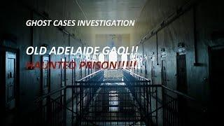 Ghost Cases S01E3 Investigation Adelaide Old Gaol Haunted Prison - Real Ghost Documentary