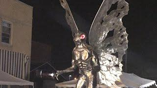 Mothman Festival 2017, Point Pleasant, West Virginia 16th Annual Event