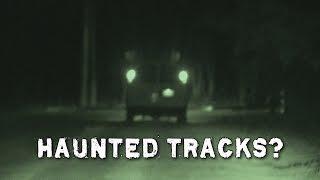 Haunted Railroad Tracks In San Antonio | Dead Explorer #80