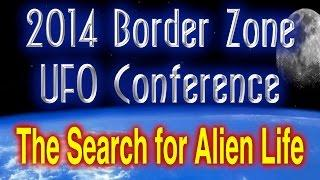 Nick Pope Pt 2 - The Search for Alien Life - 2014 Border Zone UFO Conference