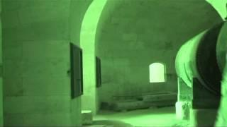 Shadow caught while on paranormal investigation - Menorca