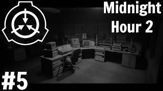Midnight Hour 2x05: Verità/Paura Primordiale (Creepypasta)