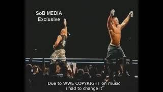 STOKE HAUNTED WWE Austin passes the torch to Cena