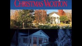 Christmas Vacation Filming Location Frank Shirley's Mansion