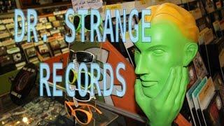 Paranormal Evidence found at Dr Strange Records PART 1