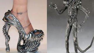 The Most Bizarre & Unusual Shoes You'll Ever See