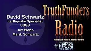 David Schwartz - Earthquake Myths - TruthFunders Radio