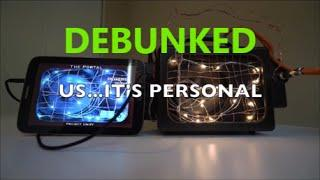 DEBUNKING HUFF & THE APPS THAT DEBUNK THEMSELVES