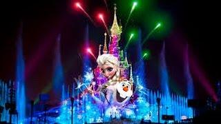 FWsim: disney dreams of christmas 2015