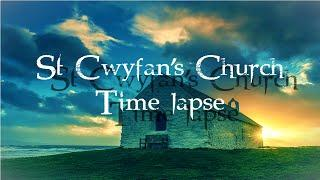 "St Cwyfan's Church ""Church In The Sea"" TIME-LAPSE (Aberffraw, Ynys Mon, Anglesey, North Wales"