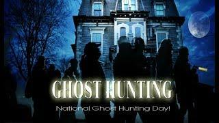 Ghost Hunt | World's Largest Live Ghost Hunt