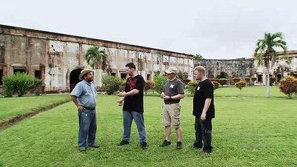 Ghost Hunters International [VO] - S02E19 - Pirates of the Caribbean -