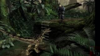 Dino Crisis 2 Game Part1