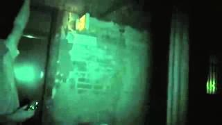 noise in toilet room and sound comparsion at Ohio State Reformatory