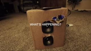 NICK GROFF Using my Wonder Box! Halloween Session!